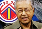 Mahathir doesn't see Vision 2020 happening.