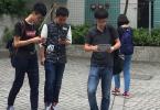 smartphone zombie