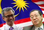 Funny people in charge of Malaysia coffers