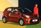 The all-new Kia Picanto, launched January 2018 and now retails at about RM47,000 after the zero-rating of GST