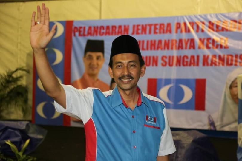 Mohd Zawawi Ahmad Mughni