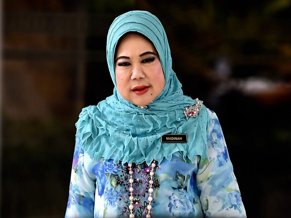Tan Sri Dr Madinah Mohamad