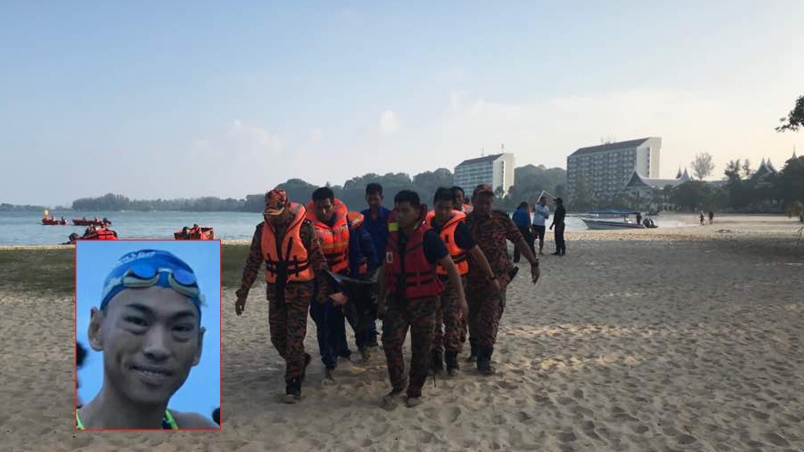 Body of second drowned participant, 42-year-old Jeffrey Yuen Chi Yuen found on 16th of July
