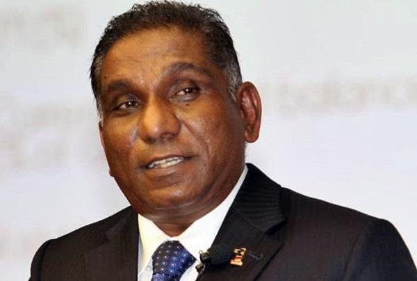 Tan Sri Mohd Irwan Serigar Abdullah