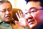 Tun Dr Mahathir Mohamad dares Jho Low to claim Equanimity