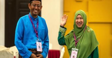 Halimey Abu Bakar and, Dr Halimah Ali