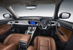 The Official interior of Proton's first SUV