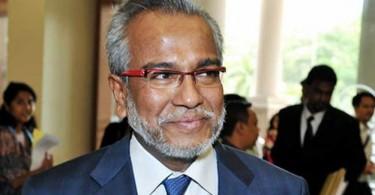 Tan Sri Muhammad Shafee Abdullah