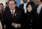 Lim Guan Eng and Phang Li Khoon
