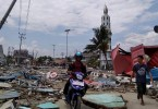 Everything in Palu is still in a mess.