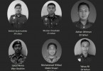 The six PPDA members who died in the tragedy