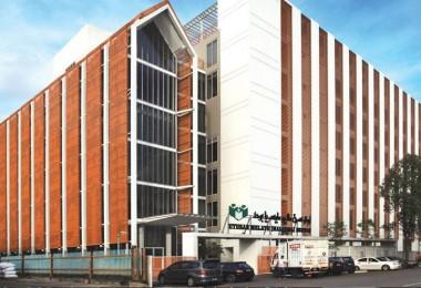 New Utusan headquarters on Jalan Utusan, Chan Sow Lin.