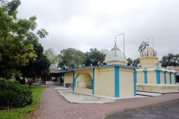 The land where the USJ 25 Sri Maha Mariamman temple is sited belongs to a property development company.