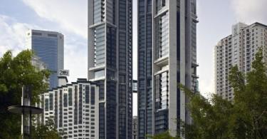 Troika condominiums