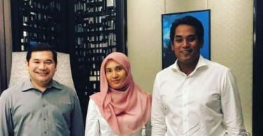 Could (from left) Rafizi, Nurul and KJ be the three-some Malaysian politics truly needs for meaningful changes?