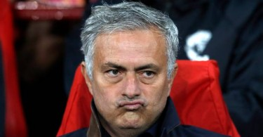 Mourinho took over the United job from Dutchman Louis van Gaal in May 2016.