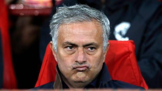 Mourinho took over the United job from Dutchman Louis van Gaal in May 2016.