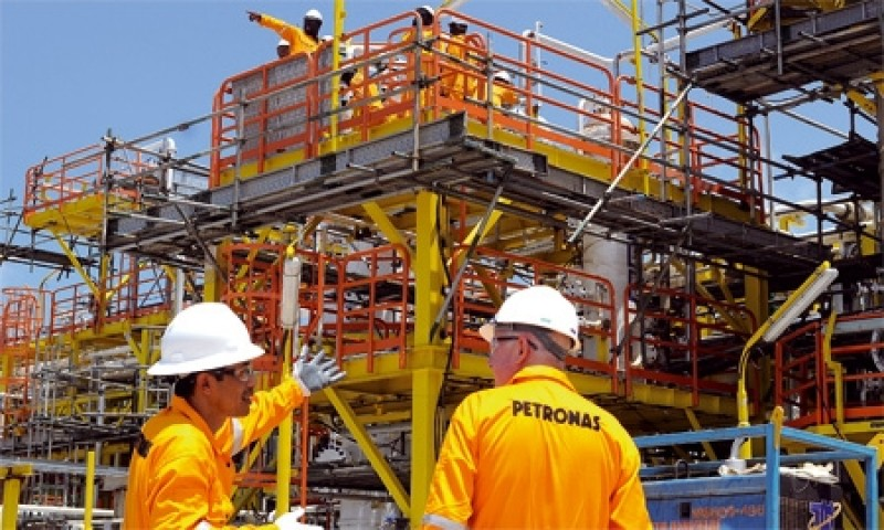 petronas construction