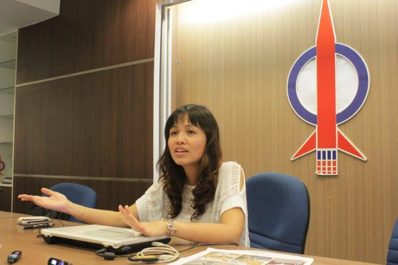 Teo Nie Ching, Deputy Education Minister