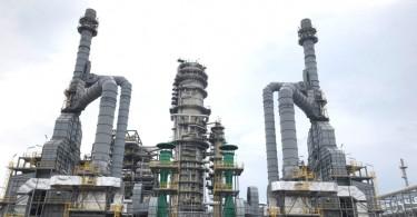 The distillation unit