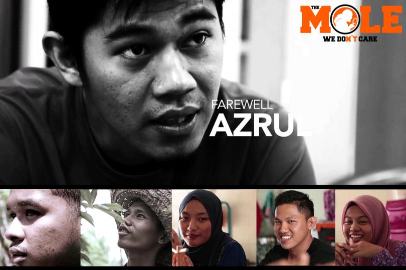 Farewell-Azrul