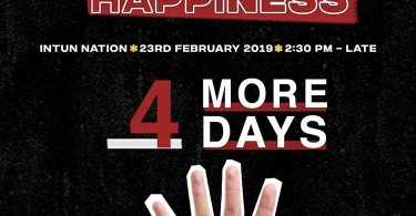Chance for Happiness to take place on Feb 23, 2019
