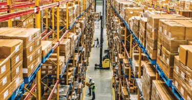 Warehousing the only bright spark.