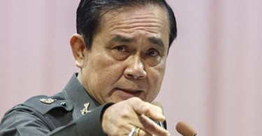 The transition to being a a civilian leader is not expected to be easy for the testy Prayuth.