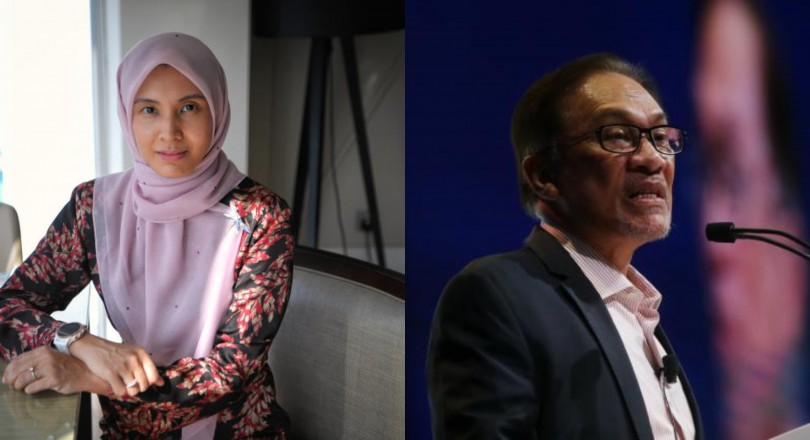 Will Nurul be a thorn in the flesh still if her father eventually becomes prime minister?