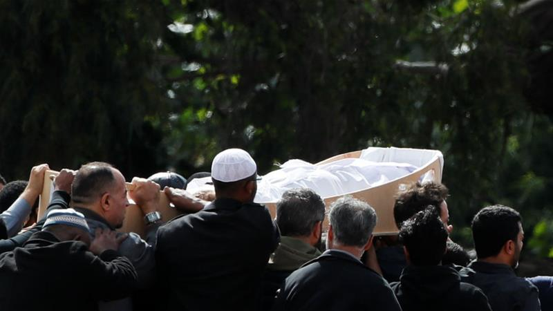 New Zealand Mosque Shooting Gallery: New Zealand Begins Funerals For Mosque Shooting Victims