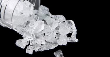Methamphetamine or ice