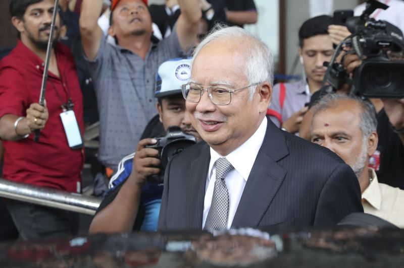 Bank Negara examined documents on Najib's bank accounts in 2015.