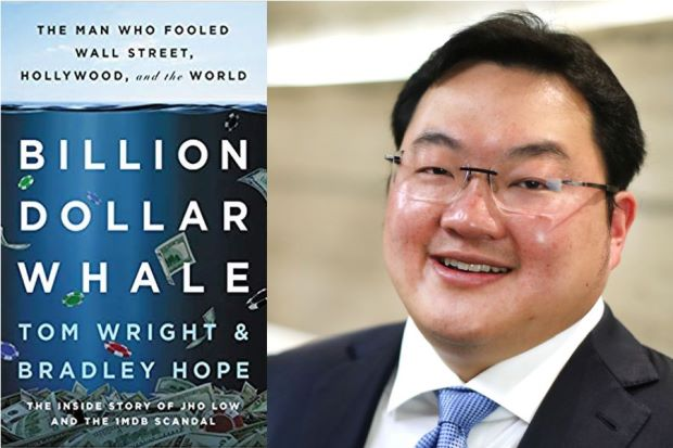 Reference finally made to Jho Low today (April 14) during Najib's trial.