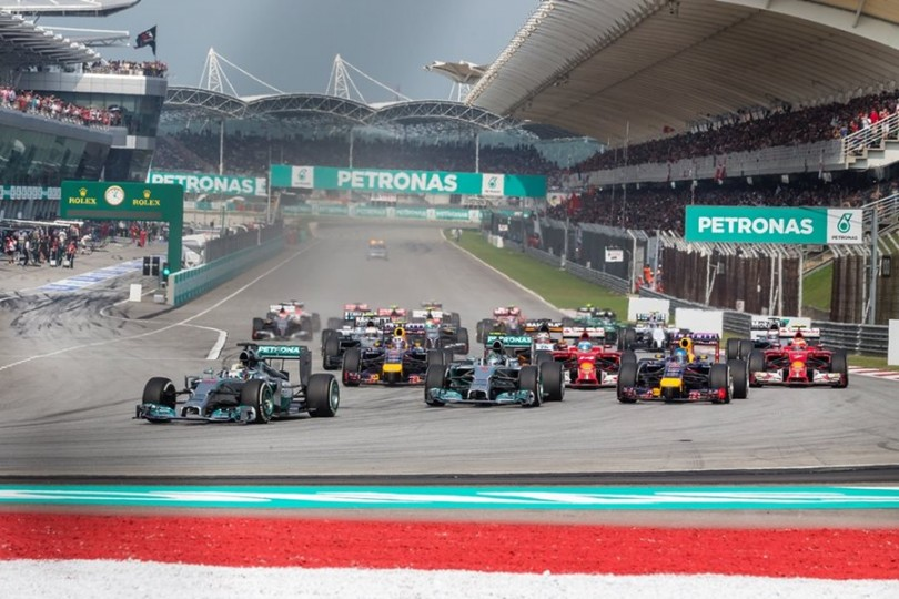 The Malaysian F1 at the Sepang circuit was dropped off the calendar in 2017 due to declining ticket sales, viewership and tourist numbers.