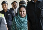 Another day in court for Rosmah.