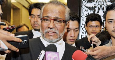 Shafee argues that Najib's case should start all over again at the Sessions Court.