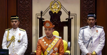 Tengku Hassanal Ibrahim Alam Shah Al-Sultan Abdullah