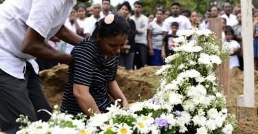 sri lanka funeral