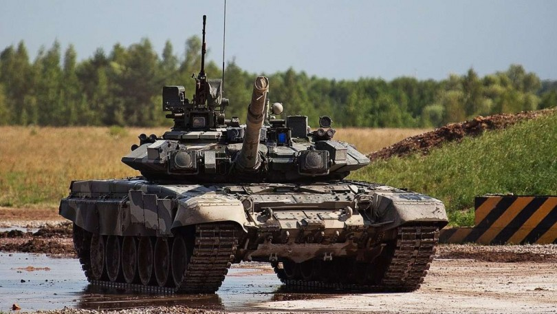 The Iranian-made  main battle tank Karrar, which has the capabilities to match those of US and its allies.