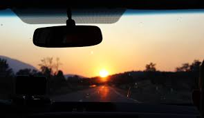 Visibility would be next to nothing during twilight and at night if the rear windshield is fitted with tinting below than 30 per cent VLT.