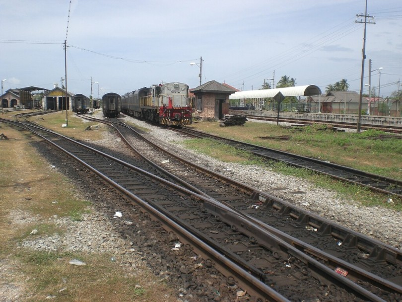 Pengkalan Kubor, a town in the Tumpat district which borders Thailand, is the last station to connect the recently revived East Coast Rail Link (ECRL) project.