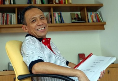 Ismail also wrote several books. -- Straits Times photo