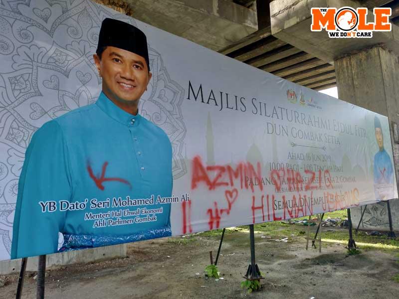 Azmin-billboard