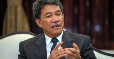 Mohamad is holding the fort as head of Umno while Datuk Seri Zahid Hamidi is on leave of absence..