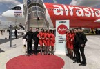 The unveiling of AirAsia X's new A330neo aircraft at the ongoing 53rd International Paris Air Show.