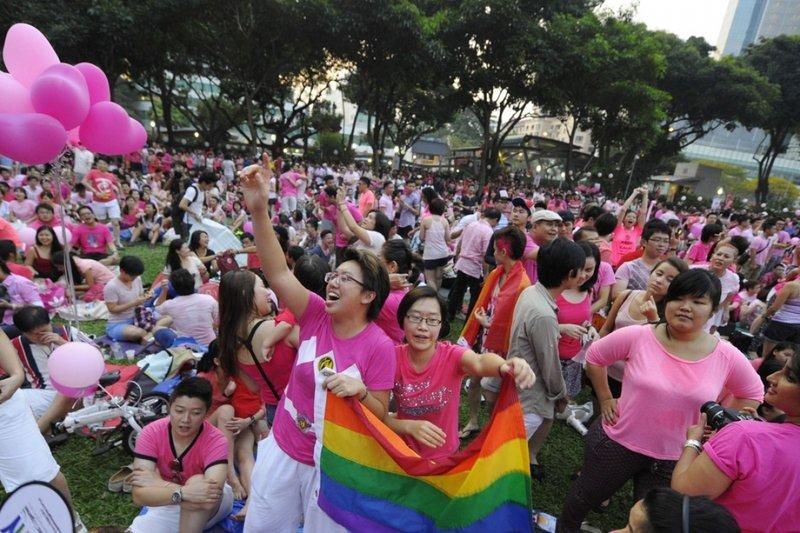 singapore LGBT