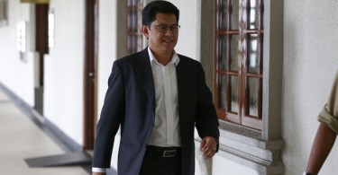 Hasbi was told by Ku Nan the RM2 million was a political donation.