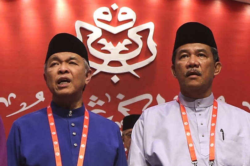 Many thought Mohamad (right) had done well to steer Umno from its troubled past in the few months he assumed the functions of the party president but the momentum was checked when Zahid suddenly came out of leave of office to take his rightful place.