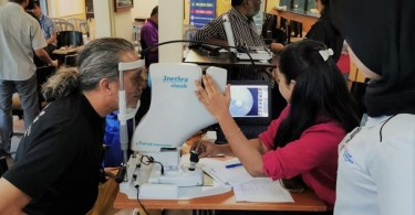 Health Screening Programme by Manipal Hospital Klang at National Press Club on Saturday.