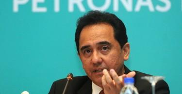 """Wan Zulkiflee: """"Petronas focused on sustainable development goal""""."""